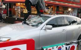 """Hàn Quốc: Dùng kim chi """"khủng bố"""" xe hơi Nhật Bản, còn gì nữa?"""