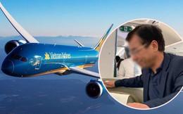 """Đại gia bị tố sàm sỡ cô gái trên máy bay Vietnam Airlines: """"Anh… vấp té rồi bám lên thành ghế"""""""