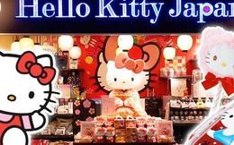 Vì sao 'cô mèo' không miệng Hello Kitty lại trở thành biểu tượng của Nhật Bản và nổi tiếng khắp thế giới?