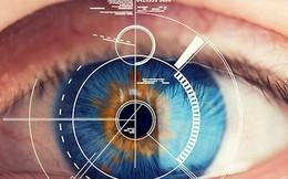 Kính áp tròng có khả năng phóng to khi nháy mắt