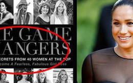 """Meghan Markle bị tố """"ăn cắp"""" chất xám của người khác, đạo nhái ý tưởng về trang bìa tạp chí với bằng chứng không thể nào chối cãi"""