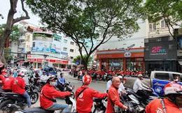 """Sau """"siết thưởng"""", Go-Viet tiếp tục giảm đảm bảo thu nhập các cuốc xe Go-Food"""