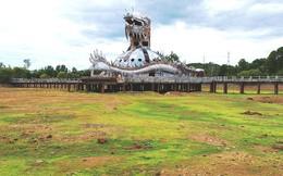 Công viên nước 'kinh dị' xứ Huế từng lên báo Mỹ bỗng cạn trơ đáy