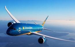 """""""Anh cả"""" ngành hàng không Vietnam Airlines báo lãi 1.381 tỷ trong 6 tháng"""