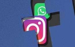 Instagram, WhatsApp chuẩn bị đổi tên: một bước củng cố quyền kiểm soát của Facebook