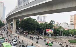 Lùi tiến độ vận hành đoạn trên cao đường sắt Nhổn - Cầu Giấy