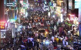 TP Hồ Chí Minh: 'Dẹp loạn' tại các phố đi bộ