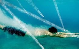 Ngoài đời có giống phim: Nếu bị bắn mà lặn xuống nước thì có an toàn không?