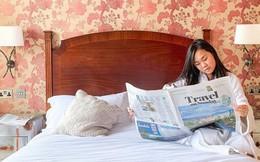 Sáng mắt chưa? Có hẳn lý giải khoa học cho việc giường khách sạn luôn đặt 4 gối dù chỉ có 2 người nằm nhé!