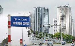 """Đặt tên """"đường Ngô Minh Dương"""": Đơn vị nào đã """"đặt trộm""""?"""