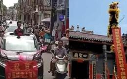 Cả 100 năm mới có một người đỗ đại học, dân làng đón rước sĩ tử bằng ô tô, ăn mừng linh đình như lễ hội