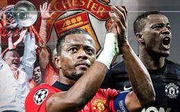 """Patrice Evra: """"Lời sấm"""" đêm vô địch Champions League của Sir Alex khiến Man United bất tử"""