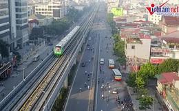 Bộ GTVT phân trần lý do đường sắt Cát Linh- Hà Đông trễ hẹn 8 lần