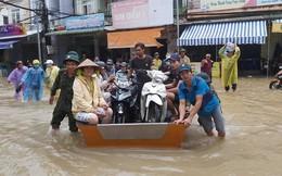 Ngập lụt lịch sử ở đảo ngọc Phú Quốc