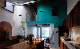 Ngôi nhà 'giằng xé' giữa quá khứ - hiện tại nổi bật ở Đà Nẵng