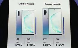 Các anti-fan có thể nhìn vào cấu hình để chê bai Galaxy Note 10 quá đắt, nhưng đắt như vậy là có lý do