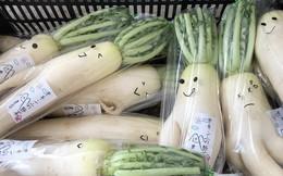 """Trước nguy cơ bị vứt bỏ, loạt củ cải trắng xấu xí đã được nông dân Nhật Bản """"giải cứu"""" nhờ bao bì cực thú vị"""