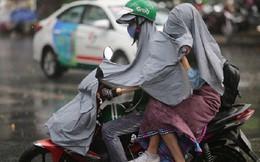 Chấm dứt nắng nóng, Bắc Bộ khả năng đón mưa giông lớn