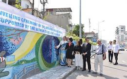 Hà Nội nối dài 'Con đường gốm sứ' từng lập kỷ lục thế giới