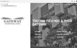 """Gateway và hàng loạt trường ở Hà Nội bỗng xóa sạch mác """"quốc tế"""""""