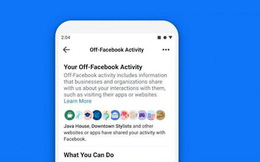 Ai đang theo dõi bạn? Facebook tung ra công cụ giúp bạn kiểm soát điều này