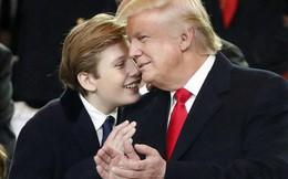 Donald Trump và tình yêu làm cha ở tuổi 60 dành cho cậu con trai út