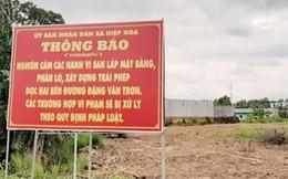 Cò hét giá đất Biên Hòa lên tận nóc