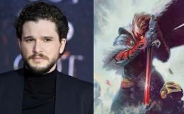 Tin chính thức: Tài tử thủ vai Jon Snow, Kit Harrington sẽ trở thành siêu anh hùng Black Knight của Vũ trụ Điện ảnh Marvel!