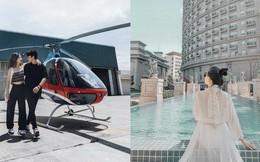 Hội con nhà giàu Việt khi đi Vũng Tàu: Ở khách sạn 5 sao chẳng là gì so với việc bỏ 6 triệu đồng cho 30 phút đi trực trăng ngắm cảnh!