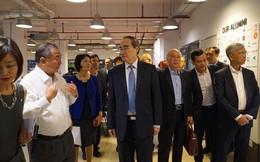 Singapore sẽ giúp TP.HCM đào tạo các công ty khởi nghiệp