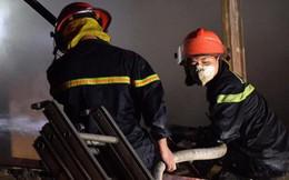 Vụ cháy Công ty Rạng Đông: Thu hồi khuyến cáo người dân không được sử dụng thực phẩm tự nuôi trồng