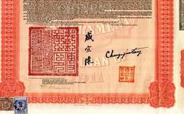 """Bloomberg: Mỹ """"khai quật"""" khoản nợ nghìn tỷ USD từ thời hoàng đế - TQ không chịu trả, nói """"không liên quan"""""""