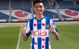 """Một tiếng sau khi ra mắt SC Heerenveen, Đoàn Văn Hậu bị báo Hà Lan """"bắt thóp"""" điểm yếu lớn"""