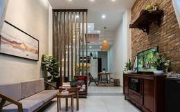 Ngôi nhà nằm sâu trong hẻm ở Sài Gòn đẹp ngỡ ngàng