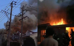 Mua xăng đốt nhà ông chủ cũ vì không được tăng lương