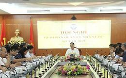 Bộ trưởng Nguyễn Mạnh Hùng: Giám đốc các Sở TT&TT cần đề xuất với tỉnh dành ít nhất 1% ngân sách địa phương để phát triển TT&TT