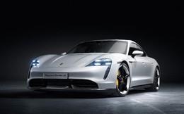 Cạnh tranh với Tesla, Porsche ra mắt ôtô điện đầu tiên