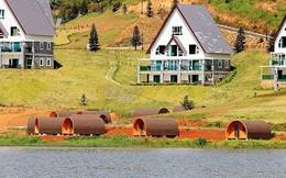 Điểm mặt doanh nghiệp phá hoại hồ nước đẹp nhất Đà Lạt