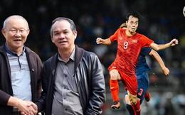 Thầy Park hòa Thái Lan đầy quả cảm, mới thấy bầu Đức liệu toán như thần