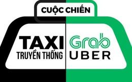 Vụ kiện Grab, Uber, cuộc chiến cũ - mới cho sự đổi thay