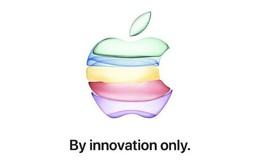 Giải mã logo cầu vồng trong giấy mời sự kiện ra mắt iPhone mới vào ngày 10/9