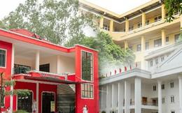 Đang yên đang lành đi sơn mỗi toà một màu sắc, đủ cả xanh đỏ tím vàng: ĐH Hà Nội muốn trở thành trường màu mè hoa lá nhất Việt Nam?