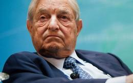 """""""Trùm"""" đầu cơ George Soros khen chính sách của ông Trump với Trung Quốc và Huawei"""