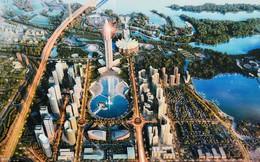 Chuẩn bị khởi công siêu dự án Thành phố thông minh tại Đông Anh, Hà Nội