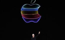 """Vốn hóa Apple lại vượt 1 nghìn tỷ USD nhờ """"bộ ba"""" iPhone mới"""