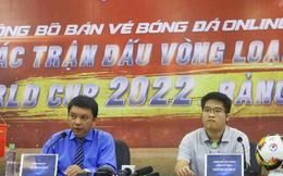 Giá vé trận lượt về Việt Nam-Thái Lan trên Mỹ Đình tại vòng loại World Cup 2022 cao nhất là 500.000 đ/vé