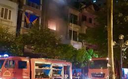 Hà Nội: Cháy lớn tại căn nhà liền kề 4 tầng trong khu đô thị Xa La, gia đình 4 người may mắn thoát ra kịp thời