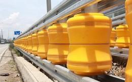 Rào chắn bánh xoay, hệ thống giảm thiệt hại do tai nạn giao thông nay đã xuất hiện ở Việt Nam