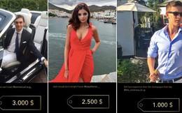 """Câu chuyện đằng sau trang web mà """"hội con nhà giàu"""" phải trả cả nghìn đô để được đăng 1 bức ảnh lên"""