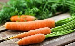 """Lương y chia sẻ: """"Cà rốt được ví như sâm của người nghèo, không ăn cà rốt là... dại"""""""